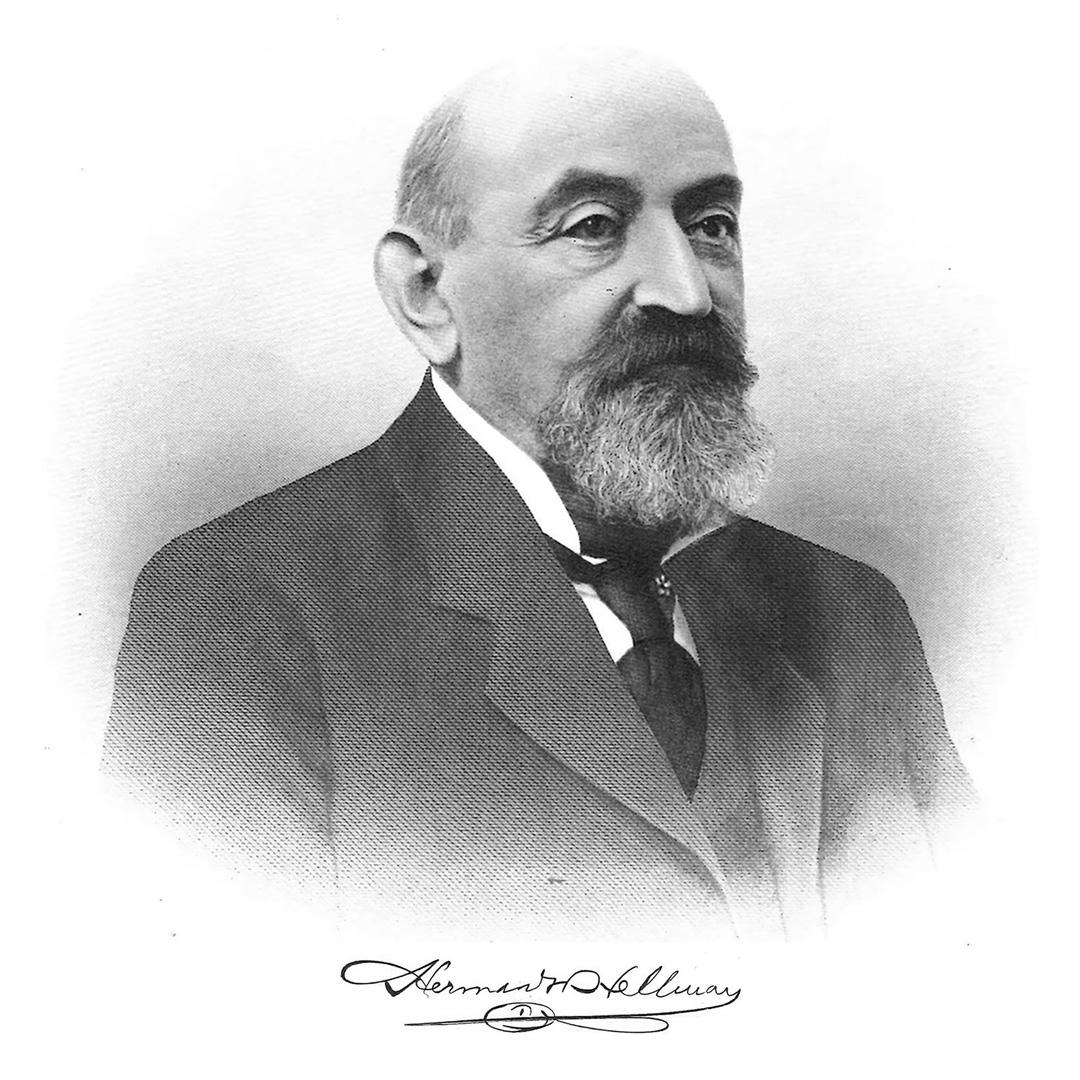 Herman Wolf Hellman one of LA's premiere money men of the late nineteenth century
